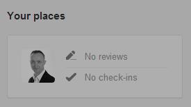 google plus reviews and checkins