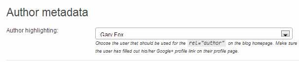 authorship on google+