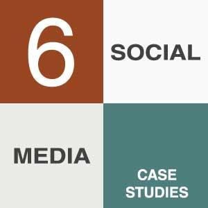social media case studies 2013 uk