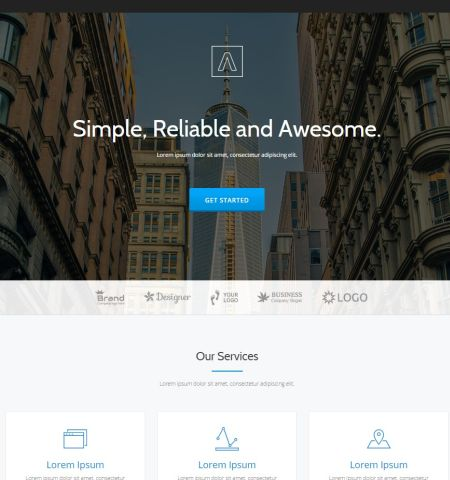 The Best Free WordPress Bootstrap Themes