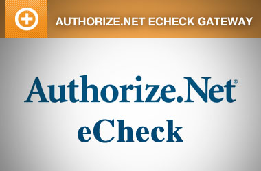 event espresso addon authorize net echeck