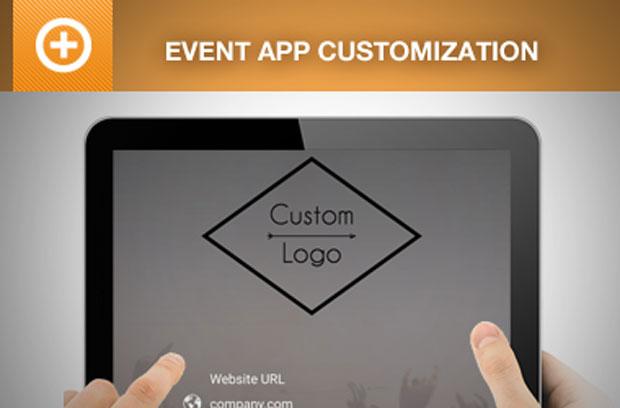 event espresso add-on event app customization