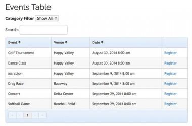 event espresso addon events table3