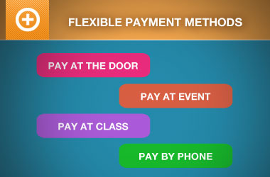 event espresso add on flexible payment methods