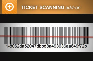 event espresso add-on ticket scanning