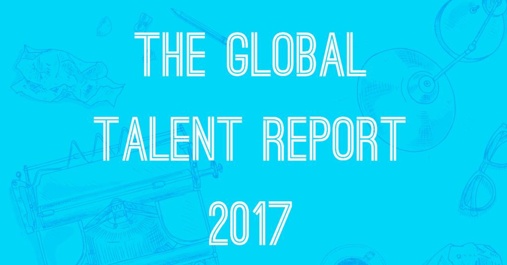 Global Talent Trends Report 2017
