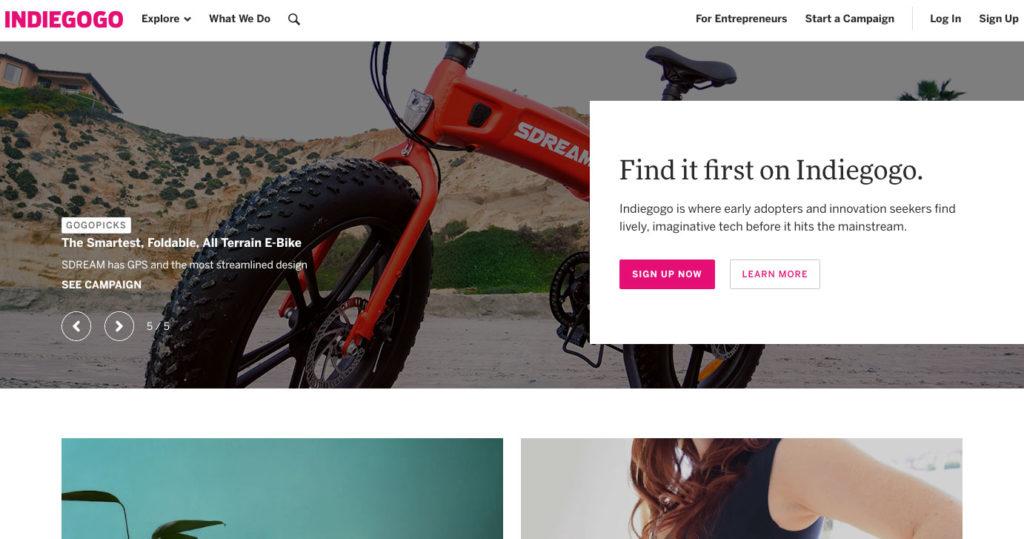 Indiegogo the ideal crowdfunding platform for your next big idea