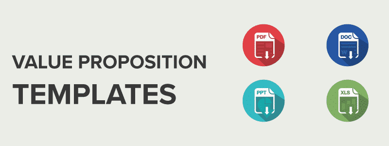 free value proposition template