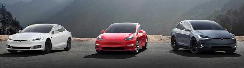 tesla business model range cars